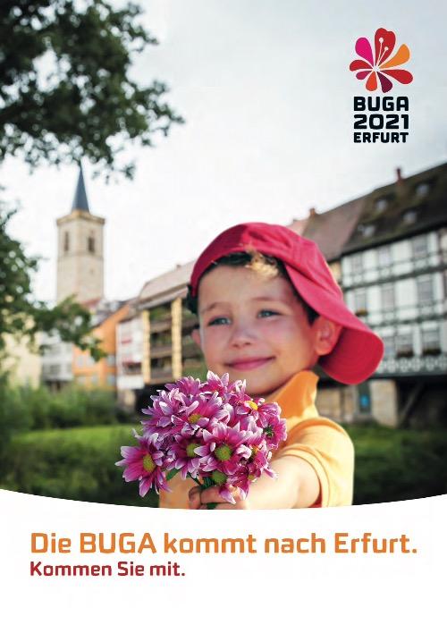 BUGA Erfurt 2021